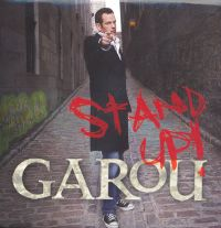 Cover Garou - Stand Up!