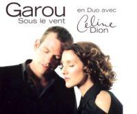 Cover Garou & Céline Dion - Sous le vent