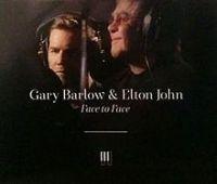 Cover Gary Barlow & Elton John - Face To Face