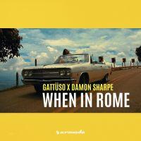 Cover GATTÜSO x Damon Sharpe - When In Rome