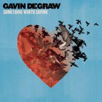 Cover Gavin DeGraw - Something Worth Saving