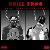 Cover Gazo feat. Freeze Corleone - Drill FR 4