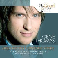 Cover Gene Thomas - Goud van hier