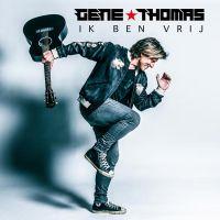Cover Gene Thomas - Ik ben vrij