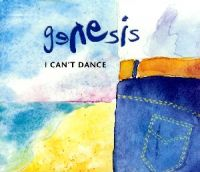 Cover Genesis - I Can't Dance