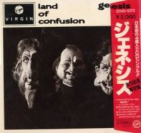 Cover Genesis - Land Of Confusion