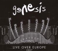 Cover Genesis - Live Over Europe 2007