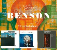 Cover George Benson - 3 Essential Albums