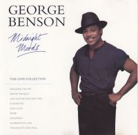 Cover George Benson - Midnight Moods - The Love Collection