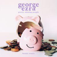 Cover George Ezra - Pretty Shining People