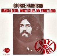 Cover George Harrison - Bangla Desh