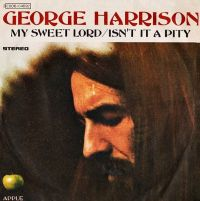 Cover George Harrison - My Sweet Lord