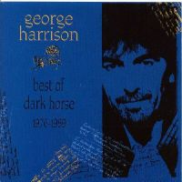 Cover George Harrison - The Best Of Dark Horse 1976-1989