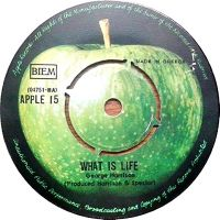 Cover George Harrison - What Is Life