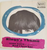 Cover George Martin - Ringo's Theme (This Boy)