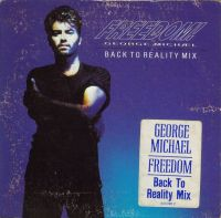 Cover George Michael - Freedom! '90