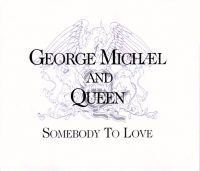 Cover George Michael and Queen - Somebody To Love (Live)