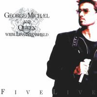 Cover George Michael and Queen with Lisa Stansfield - Five Live