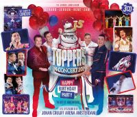 Cover Gerard - Jeroen - Rene - Jan - Toppers In Concert 2019 - Happy Birthday Party