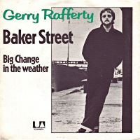 Cover Gerry Rafferty - Baker Street