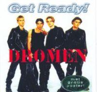 Cover Get Ready! - Dromen