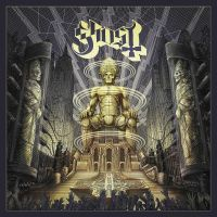 Cover Ghost - Ceremony And Devotion