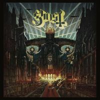 Cover Ghost - Meliora
