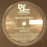 Cover Ghostface Killah feat. Ne-Yo & Kanye West - Back Like That