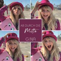 Cover Gina - Ab durch die Mitte