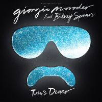Cover Giorgio Moroder feat. Britney Spears - Tom's Diner