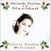 Cover Gloria Estefan - Abriendo puertas a la navidad
