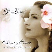 Cover Gloria Estefan - Amor y suerte / The Spanish Love Songs