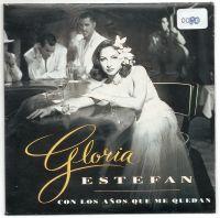 Cover Gloria Estefan - Con los años que me quedan
