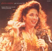 Cover Gloria Estefan - Get On Your Feet