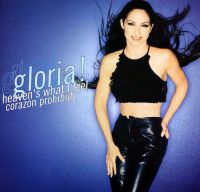 Cover Gloria Estefan - Heaven's What I Feel