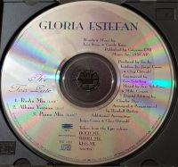 Cover Gloria Estefan - It's Too Late