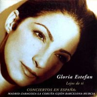 Cover Gloria Estefan - Lejos de tí