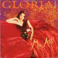 Cover Gloria Estefan - Más allá