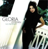 Cover Gloria Estefan - No pretendo