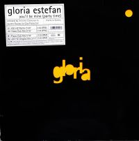 Cover Gloria Estefan - You'll Be Mine (Party Time)