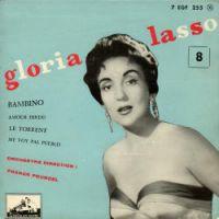 Cover Gloria Lasso - Bambino