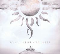 Cover Godsmack - When Legends Rise