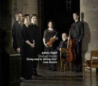 Cover Goeyvaerts String Trio - Arvo Pärt: Stabat mater