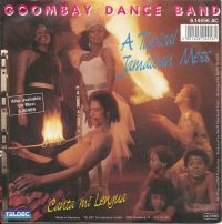 Cover Goombay Dance Band - A Typical Jamaican Mess