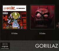 Cover Gorillaz - G-Sides + D-Sides