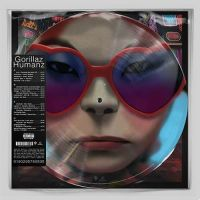 Cover Gorillaz - Humanz