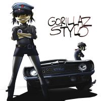 Cover Gorillaz - Stylo