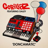 Cover Gorillaz feat. Daley - Doncamatic