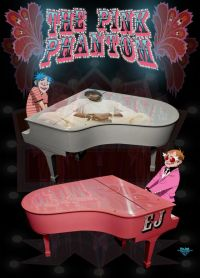 Cover Gorillaz feat. Elton John and 6lack - The Pink Phantom