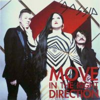 Cover Gossip - Move In The Right Direction